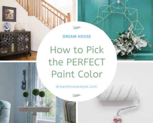 How to pick paint